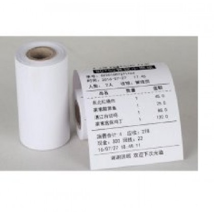 100 x Rolls 80mm 8cm Thermal Receipt White Paper Roll Rolls 80*45mm 1944.1
