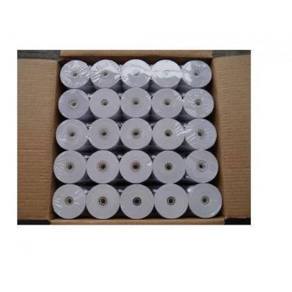 57mm x 60mm Thermal Receipt Paper Roll (100 Rolls/Box)