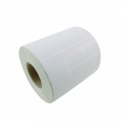 Blank Barcode Label Sticker 32mm x 25mm (500pcs) (20rolls)