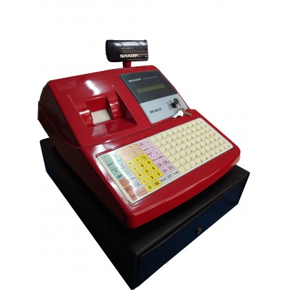 SHARP Electronic Cash Register  XE-A213(SECONHAND)