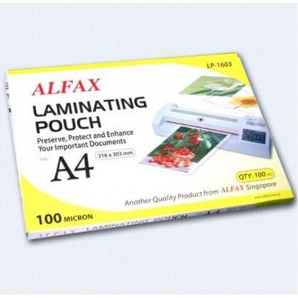 A4 Size Laminating Film / Laminate Film / Laminator Film / Plastik Laminasi