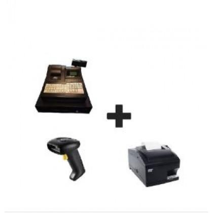 ASHICA Electronic Cash Register AC-ECR1000 (GST version)+