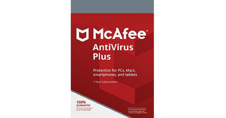 McAfee Antivirus Plus 2019 - 1 Year 3 PC - Download