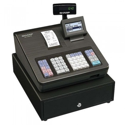 Sharp Cash Register XEA-207 (Black)(Demo set) 1 Year Warranty