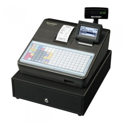 Sharp Cash Register XEA-217 (Black)(Demo set) 1 Year Warranty