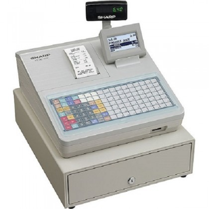 Sharp Cash Register XEA-217 (White)(Demo set) 1 Year Warranty