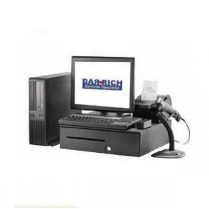 IRS Point Of Sale IRS POS System Retails Business Package GST READY Cashier Machine