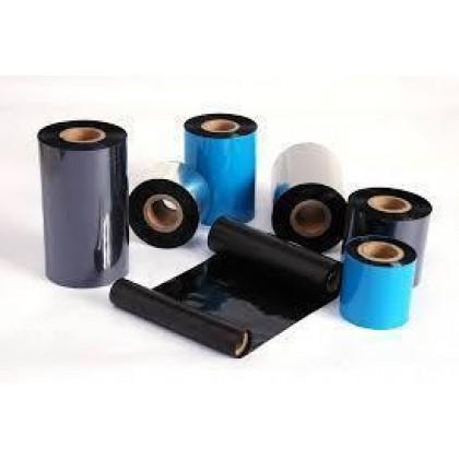 1 roll 40mm x 300mm wax ribbon + 6 rolls 35mm x 40mm Barcode Label