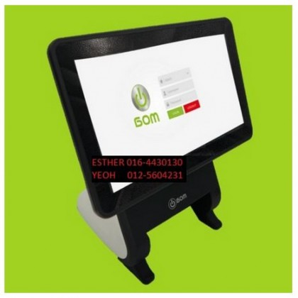 """ANDROID POS SYSTEM SUPREME 12"""" ANDROID TERMINAL WITH CUSTOMER LED"""