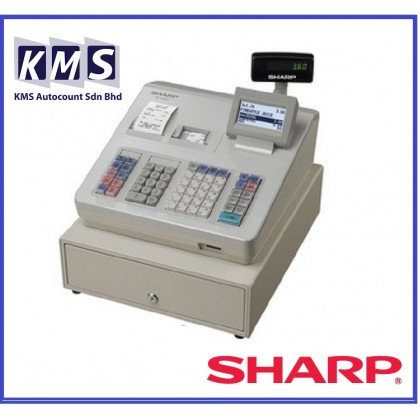Cash Register SHARP XE-A307 (White)*