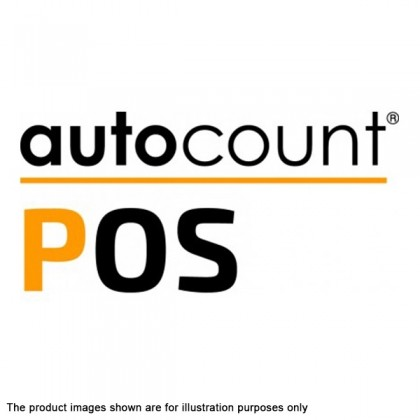 AutoCount POS 3.0 Full Setup Installation with Updated Version + 16GB PenDrive
