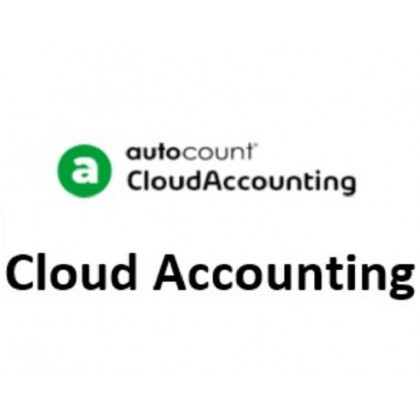 AutoCount Cloud Accounting - New