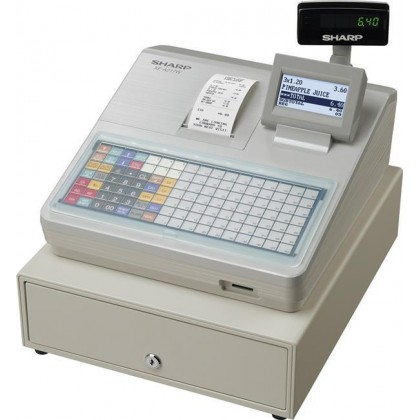 Sharp Cash Register XE-A217 XEA217 XEA-217 GST Cashier Cash Machine